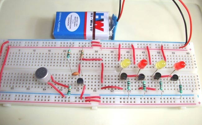 Electronic Circuits And Projects: DIY Simple Music