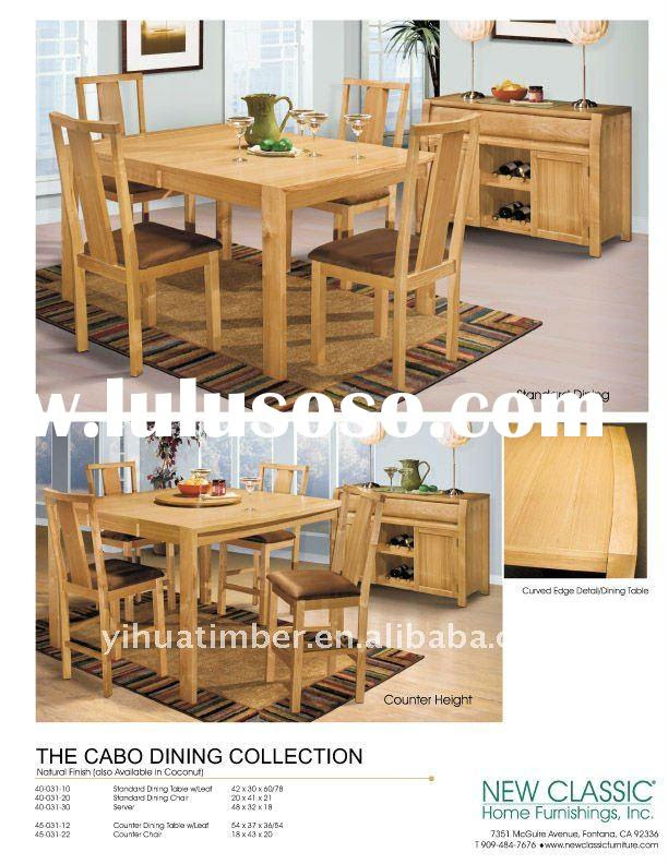 Rustic Dining Furniture Texas Rumah Minimalis