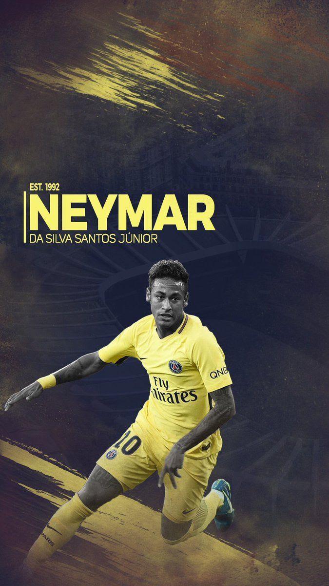 neymar jr psg wallpaper
