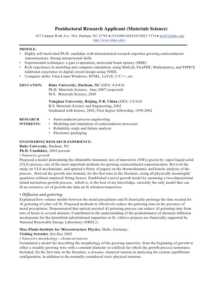 Fire Chief Resume Examples