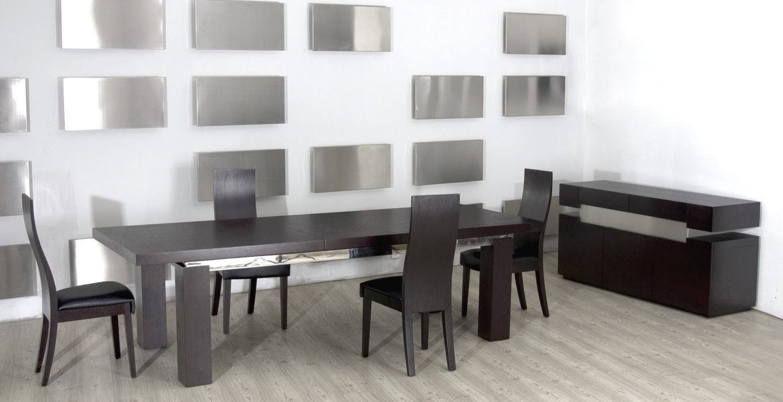 Native Home Garden Design Modern Large Dining Room Tables