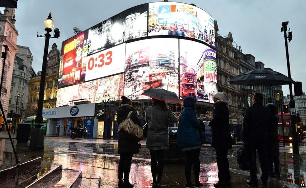 Piccadilly Circus Places Eat