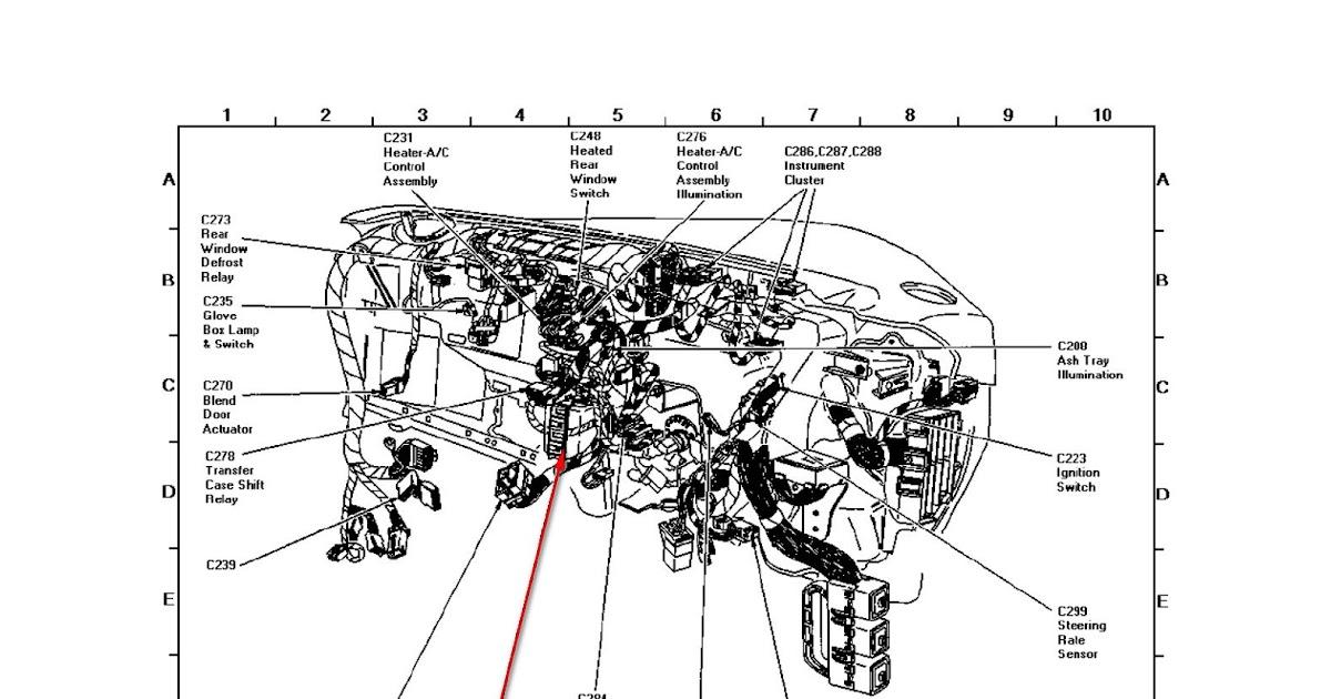 2008 Ford Explorer Transmission Diagram