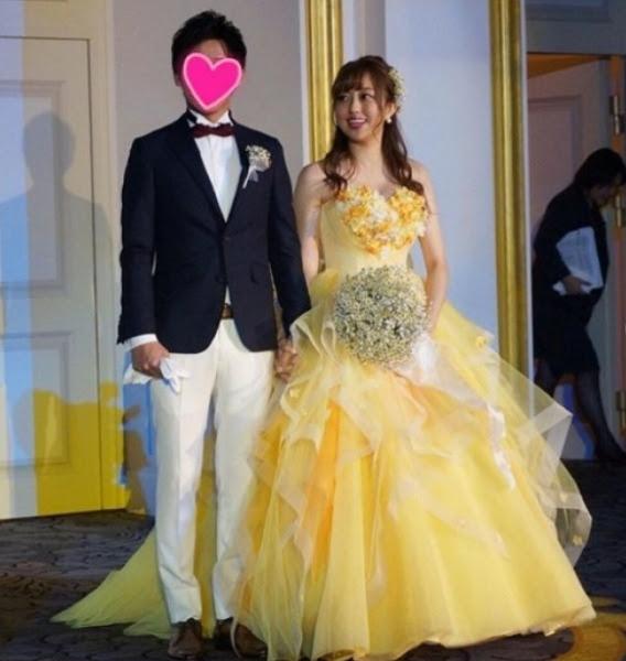 菊地亞美曬結婚現場照 粉絲留言表示祝福 - Love News 新聞快訊