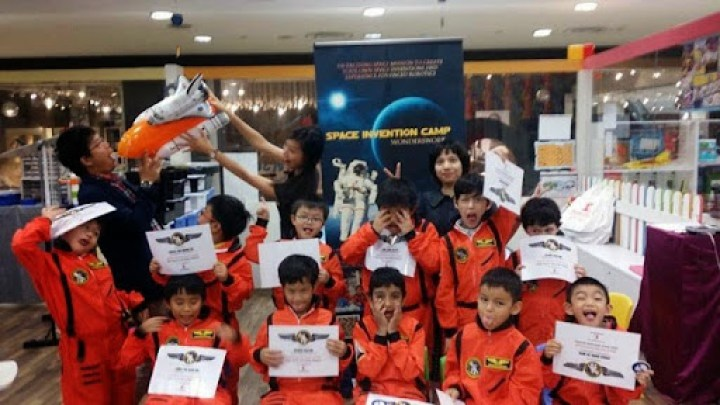 Jay Space Camp 16