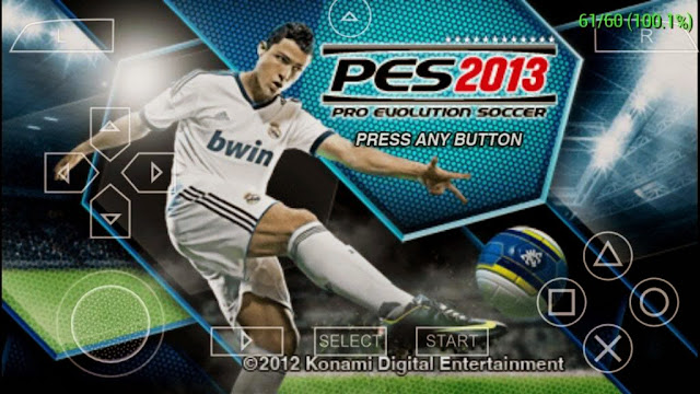 How To Make PES 2013 Fast On PPSSPP 1