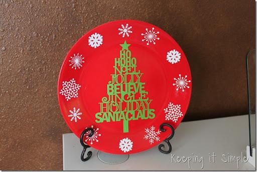 Christmas Plate (1)