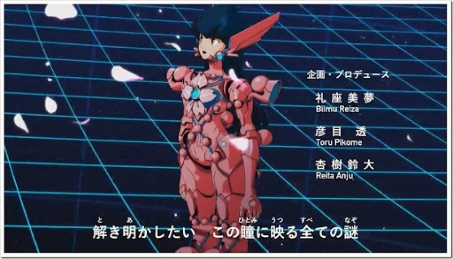 Mirai Mitsuko Harima Sakura - fripSide anime_10