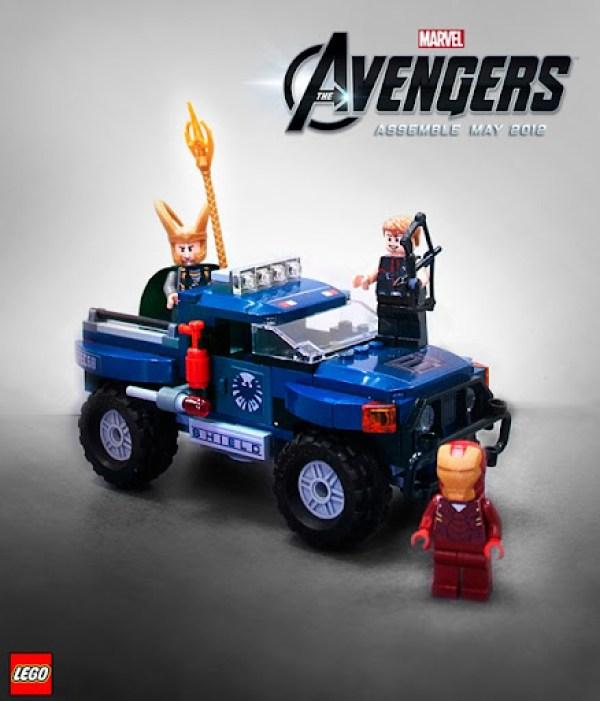 Avengers Lego 6