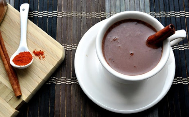 mayan hot chocolate 292