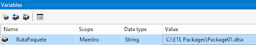 string variable