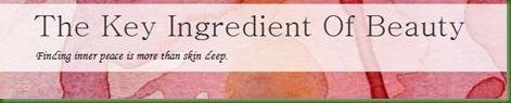 Key Ingredient Blog