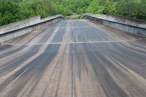 Nottely Dam SpillWay Top