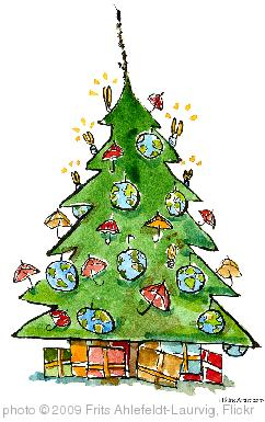 'Global christmas tree' photo (c) 2009, Frits Ahlefeldt-Laurvig - license: http://creativecommons.org/licenses/by/2.0/