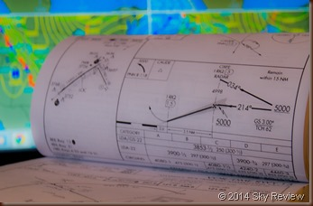 IFR, approach plate, Instrument Rating, Flying, Aviation
