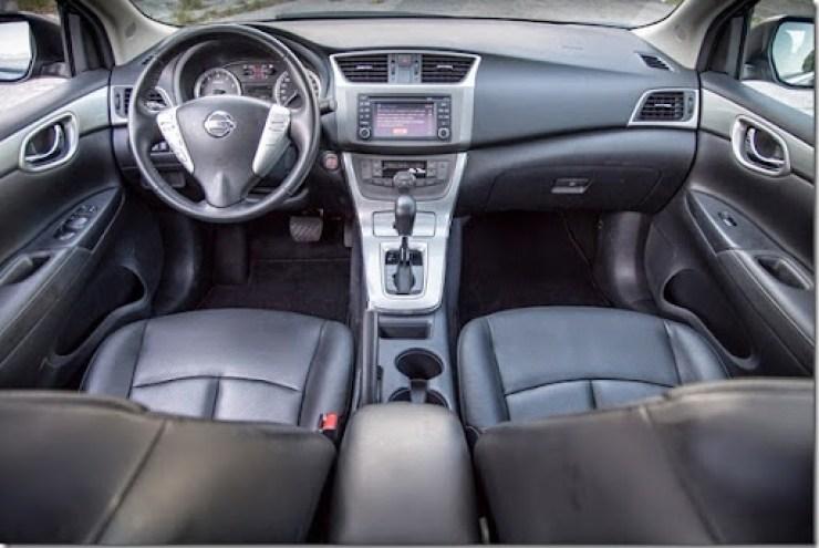 Nissan Sentra SL 2014 (32)