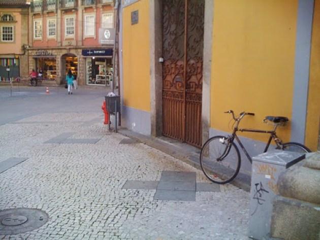 Estacionamento bici 010