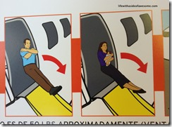 10 pics in the safety brochure