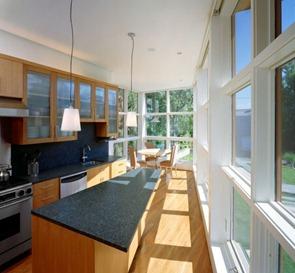 Cocina-de-diseño-americano-con-isla