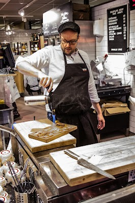 Food Walk i Stockholm -  Mikkel Bækgaards Madblog
