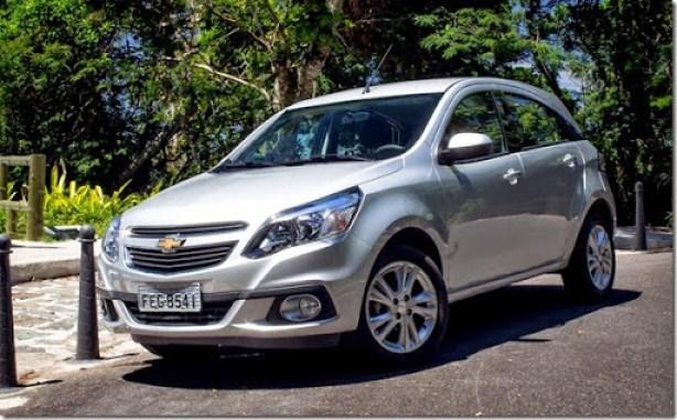 Chevrolet Agile 2014 (16)