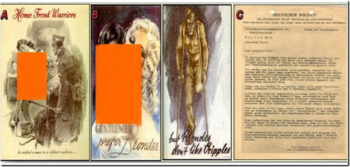 WWII leaflets