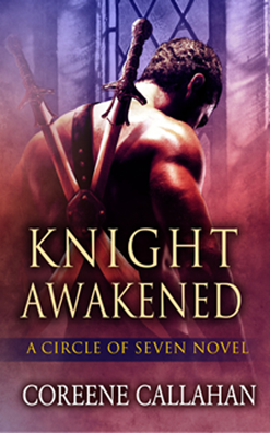 coreene callahan - knight awakened