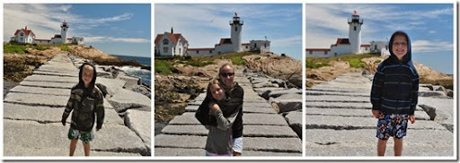 eastern point lighthouse Collage