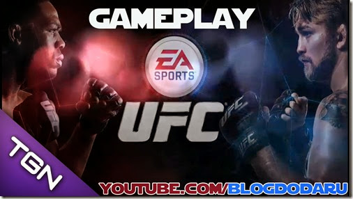 EA SPORTS UFC (Demo) Gameplay Comentado