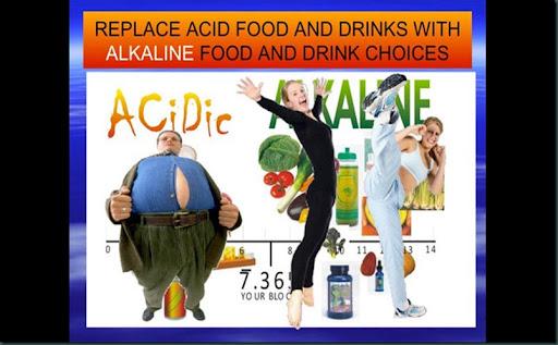 acido alkalino