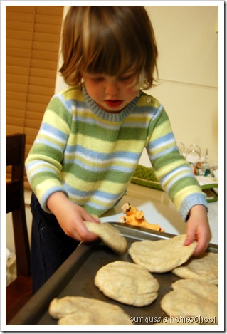 Phoenician Bread ~ Our Aussie Homeschool
