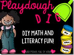 Playdough Dig