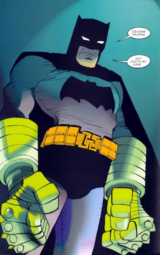 The Dark Knight Strikes Again 3