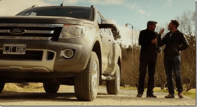 """Corintiano vai à Argentina """"zoar"""" Boca com a nova Ford Ranger"""