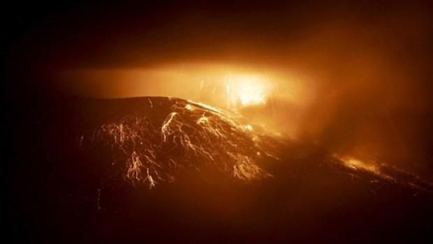 vulcão-Tungurahua