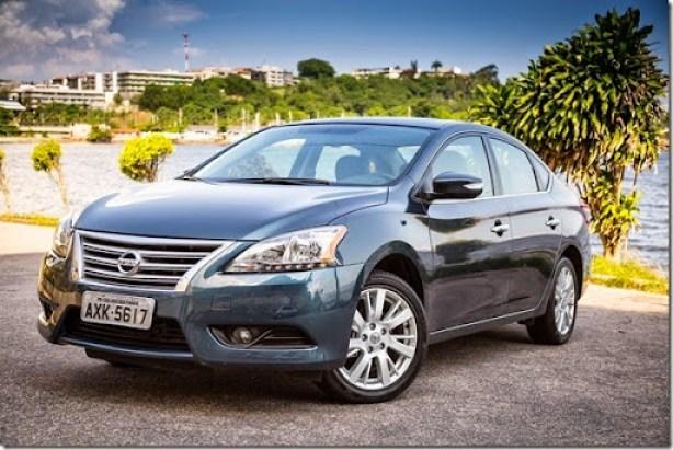 Nissan Sentra SL 2014 (4)