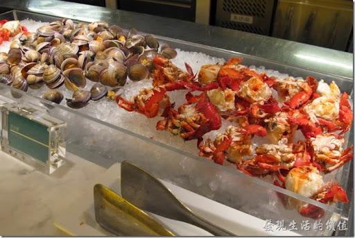 發現生活的價值: [臺北]寒舍艾美探索廚房(lemeridien)五星級飯店的自助餐