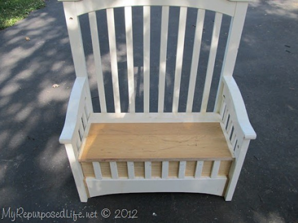 repurposed crib toybox bench (56)