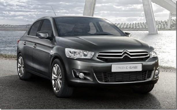 Citroën C-Elysée  (3)