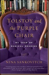 A book review of Tolstoy and the purple chair