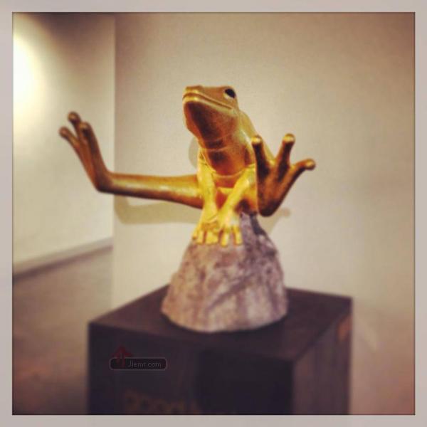 黃金幸運蛙