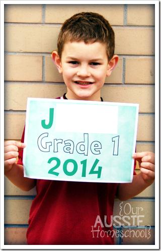 Jitterbug Grade 1 | Our Aussie Homeschool