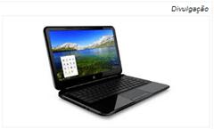 Google apresenta o primeiro Chromebook da HP