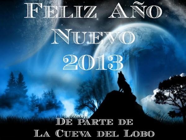 Feliz Año de La Cueva del Lobo