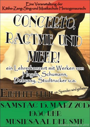 Concerto Ragtime