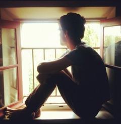 #window #silhouette #boyfriend