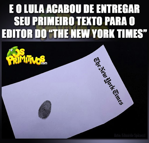 Lula new york times