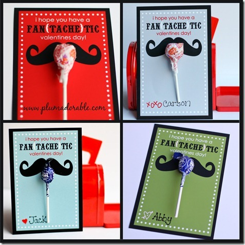Fan(Tache)Tic Printables from Plum Adorable