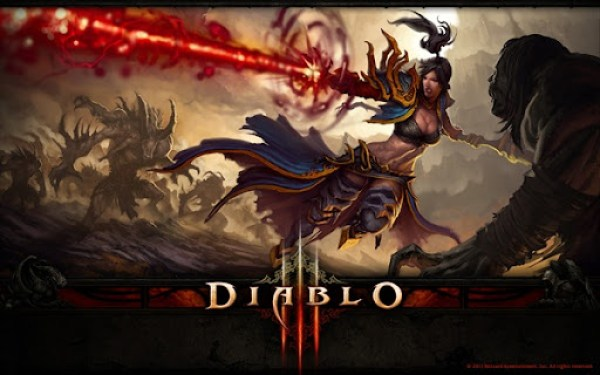 Diablo III Witch