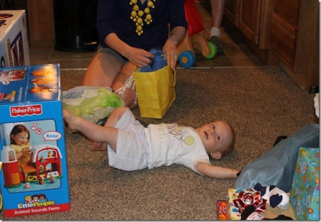 Hayden's first birthday 117